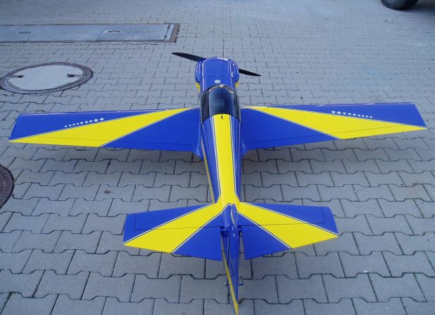 Modellflugzeug 2